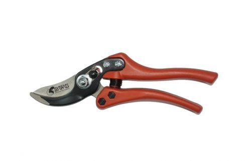 SK5 BY PASS PRUNING SHEARS WITH BLACK FINISHED AND POLISHED
