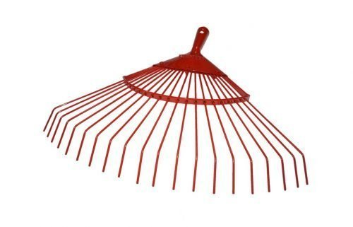 18'x20T WIRE RAKE WITH POWDER COATING