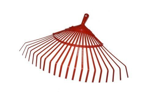 18'X21T HIGH TENSILE STEEL RAKE WITH POWDER COATING