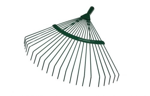 18'X22T WIRE RAKE WITH POWDER COATING