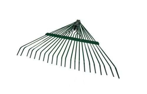 22'X22T SPRING LAWN RAKE WITH POWDER COATING