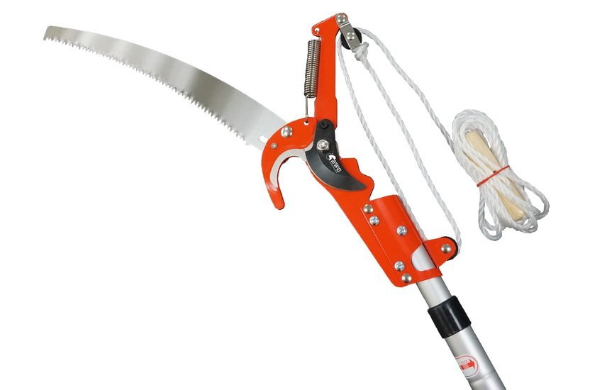SK5 COMPOUND ACTION TREE PRUNER WITH BLACK FINISHED